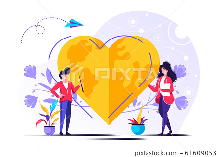 Vector creative illustration of holiday  61609053