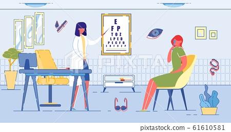 Eye Examination and Optics for Vision Correction. 61610581