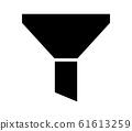 funnel icon 61613259