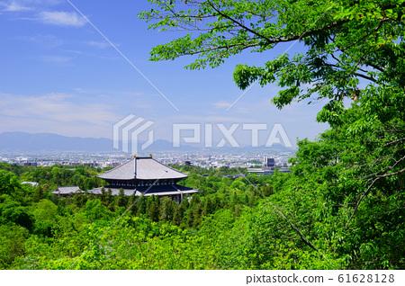 Todaiji Temple and Nara City Area-1 61628128
