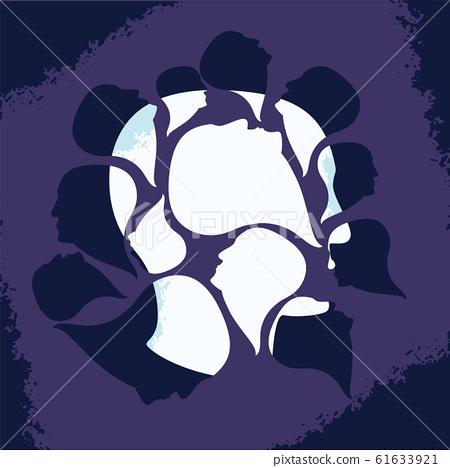 psychoterapy mental talk inside human head icon 61633921