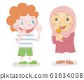 Kids Illustration_Flat Touch 07 61634098
