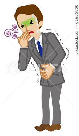메스꺼움 사업가 질병의 증상 - 전신 61665900