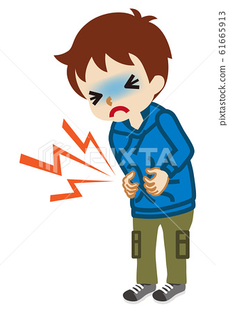 복통 소년 질병의 증상 - 전신 61665913