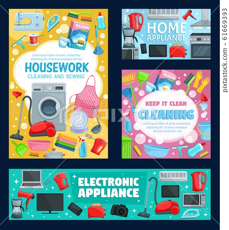 Home appliance, cleaning, washing, sewing 61669393