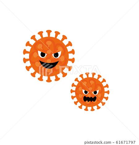 冠狀病毒II插圖 61671797