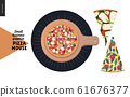 Pizza house - small business graphics - blog icon 61676377
