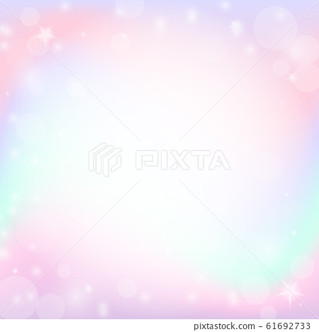 Abstract colorful bokeh and glowing spakling 61692733