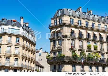 巴黎的街道 61694828