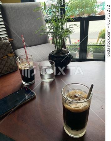 베트남 카페 커피 61715252
