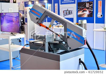 "Bandsaw metal working machine ""MEBA MEBAswing 260 DG"" 61720032"