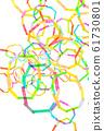 Texture Rainbow Frame 61730801