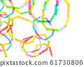 Texture Rainbow Frame 61730806