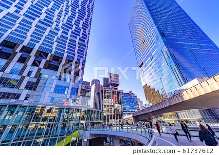 Shibuya Redevelopment Around Shibuya Stream Scramble Square 61737612