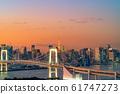 從八ita看到的彩虹橋的魔幻時刻[東京] 61747273