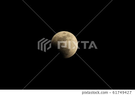 Monday to lunar eclipse 61749427