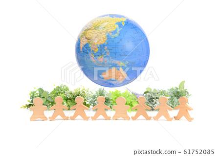지구와 환경의 미니어처 61752085