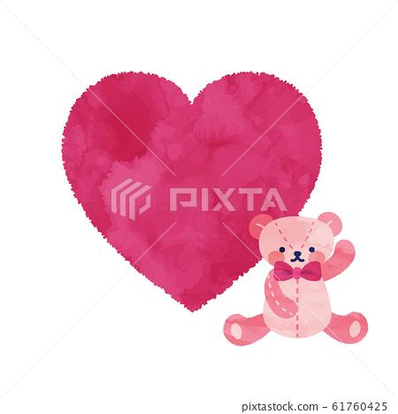 心與熊 61760425