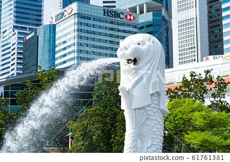 Merlion Singapore 61761381