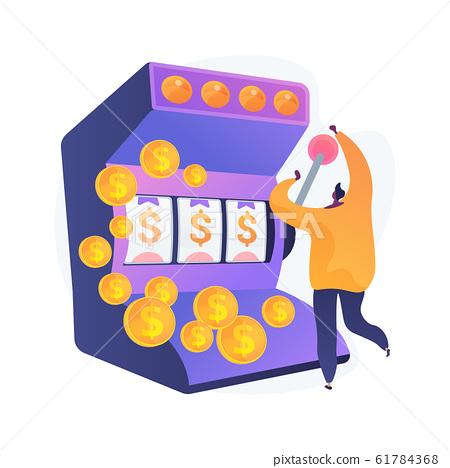 Jackpot vector concept metaphor - Stock Illustration [61784368] - PIXTA