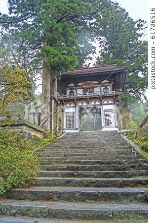 大山寺 산문 61786516