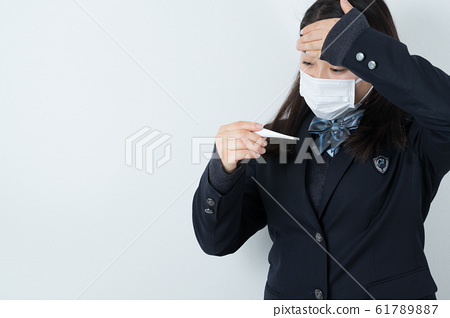 女學生製服制服面具 61789887