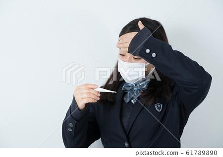 女學生製服制服面具 61789890