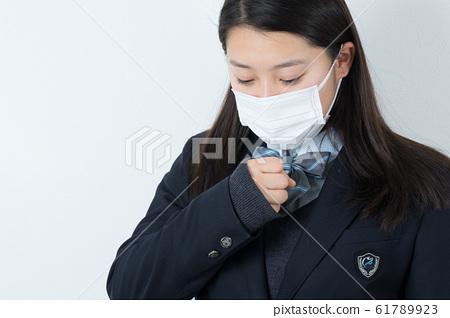 女學生製服制服面具 61789923