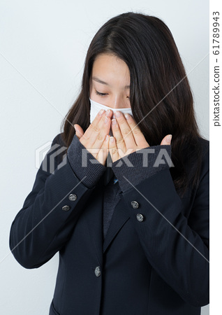 女學生製服制服面具 61789943