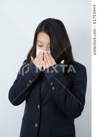 女學生製服制服面具 61789944