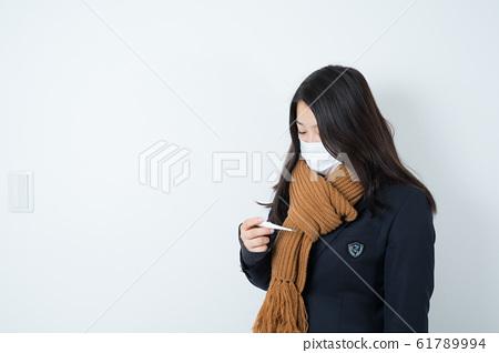 女學生製服制服面具 61789994