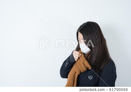 女學生製服制服面具 61790089