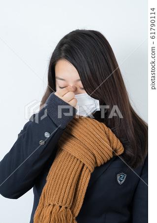 女學生製服制服面具 61790114