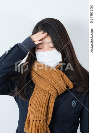 女學生製服制服面具 61790150