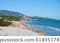 Tres Playas beach in Alcossebre, Spain 61805378