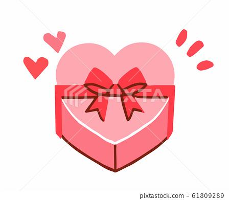 心的禮盒 61809289