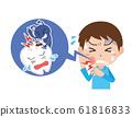 齲齒,齲齒,牙痛,牙科,牙醫,疼痛,症狀,男孩,兒童 61816833