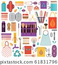 Zero Waste and Eco Friendly Lifestyle Items 61831796