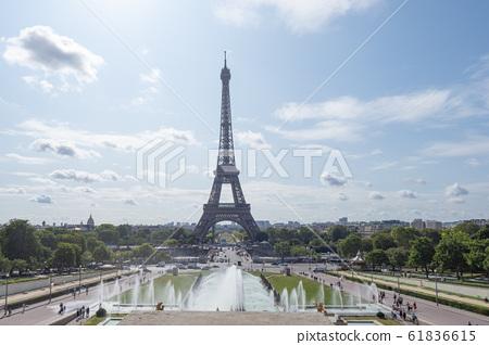 파리 에펠탑 61836615
