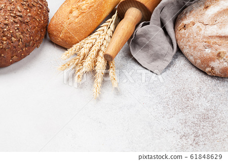 Various bread 61848629