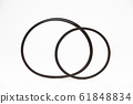 Old Rubber Gear belts for the car engine to Change new 61848834