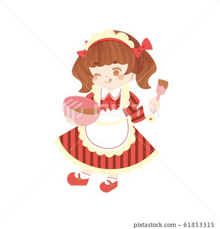 Valentine's girls 61853315