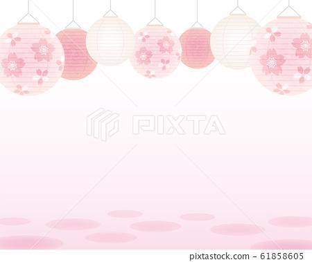 Spring lantern 61858605