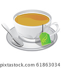 cup of tea 61863034
