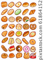 什錦麵包 61864152