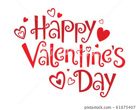 valentines, valentine, heart 61875407