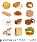 Bread set 61885454