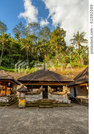 Hindu Temple near Gunung Kawi, Bali Indonesia 61892089