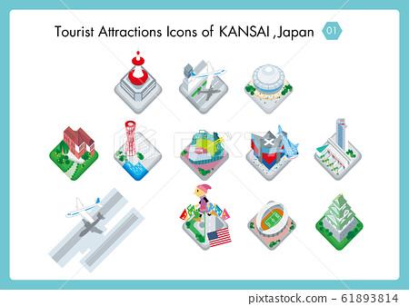 간사이 (교토 · 오사카 · 고베)의 관광 명소 01 61893814