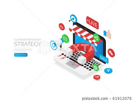 customer retention strategy 61912078